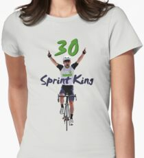 Sprint King Women's Fitted T-Shirt