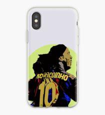 Ronaldinho - The king iPhone Case