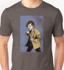 The Doctor...Geronimo!!! Unisex T-Shirt