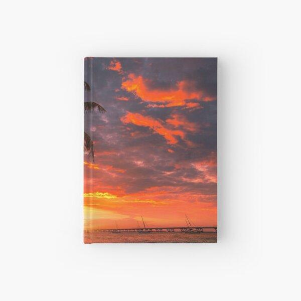 Florida Sunset Hardcover Journal