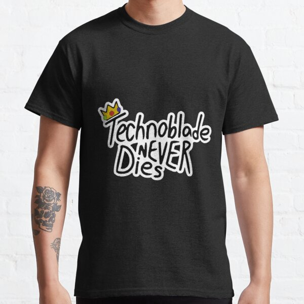 Technoblade Never Dies Classic T-Shirt