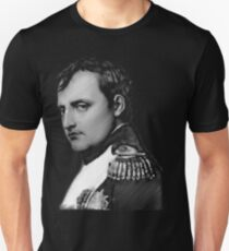 The Emperor Napoleon Bonaparte Slim Fit T-Shirt