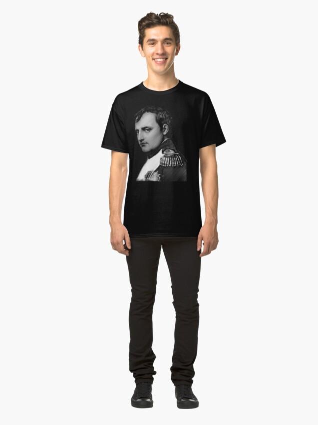 Alternate view of The Emperor Napoleon Bonaparte Classic T-Shirt