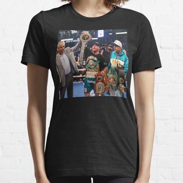 Canelo Alvarez Fan Art & Merch Camiseta esencial