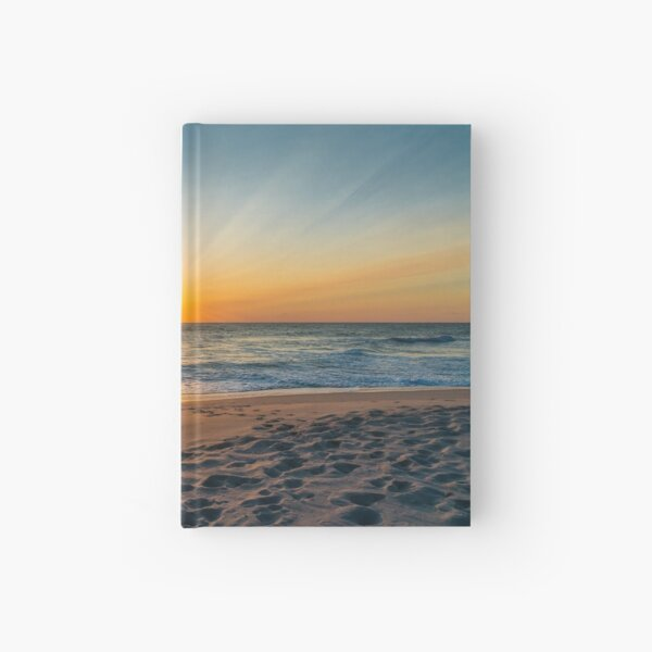 Cape Canaveral Florida Sunrise Hardcover Journal