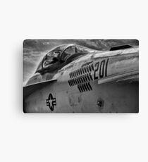 Jet Bomber Canvas Print