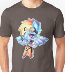 My little pony, Tracer cross-over Rainbow Dash  T-Shirt