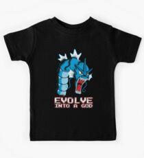 Evolve into a GOD Kids Tee