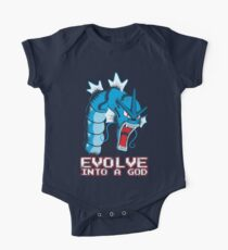 Evolve into a GOD One Piece - Short Sleeve