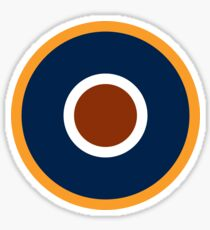Royal Air Force - Historical Roundel Type C.1 1942 - 1947 Sticker