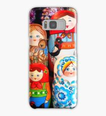 Matrioska Samsung Galaxy Case/Skin