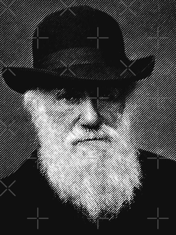 Charles Darwin by kislev