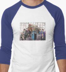 The Doctors Men's Baseball ¾ T-Shirt