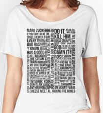 Game Grumps Quotes Women's Relaxed Fit T-Shirt