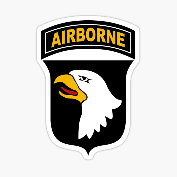 101st Airborne Division (US Army) Sticker