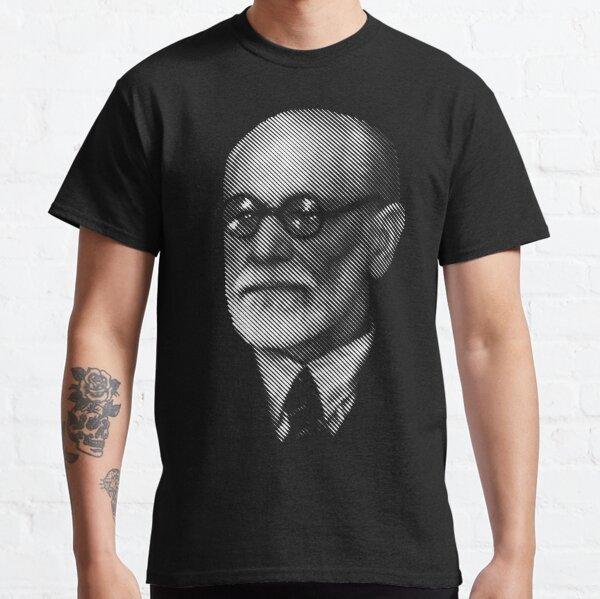 Sigmund  Freud Classic T-Shirt
