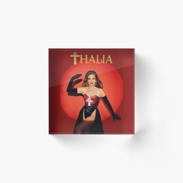 THALIA LOVE Acrylic Block
