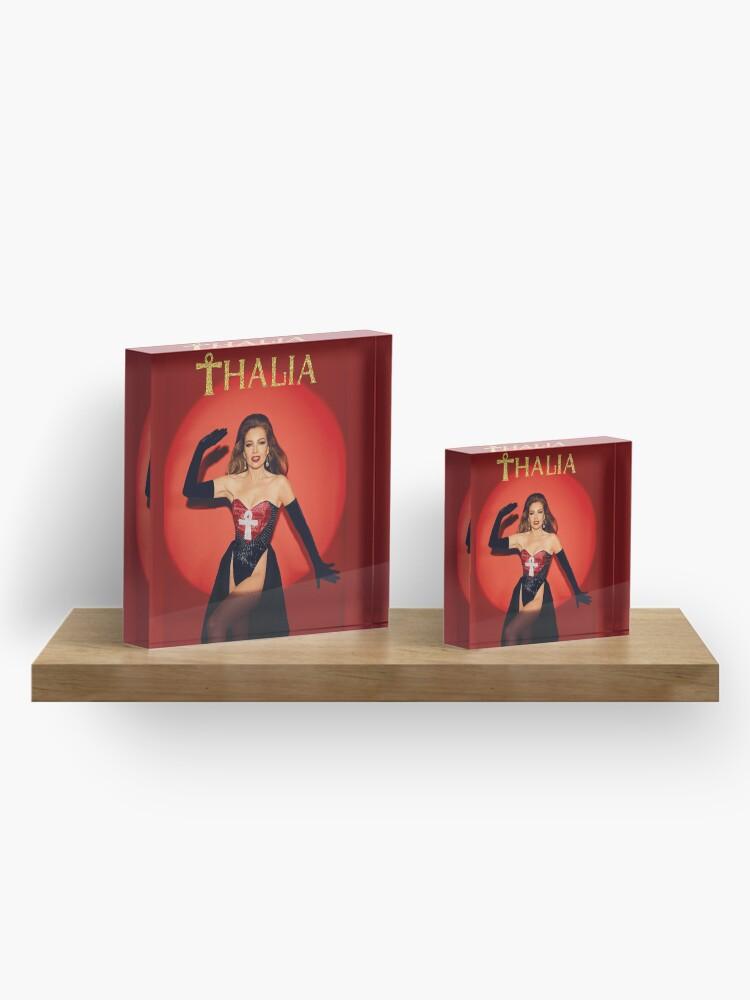 Alternate view of THALIA LOVE Acrylic Block