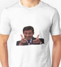 The Office: Michael Scott Pointing T-Shirt