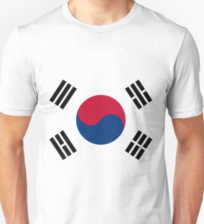 Living Korea Flag T-Shirt