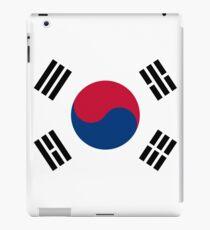 Living Korea Flag iPad Case/Skin
