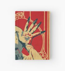 The Pale Man Hardcover Journal