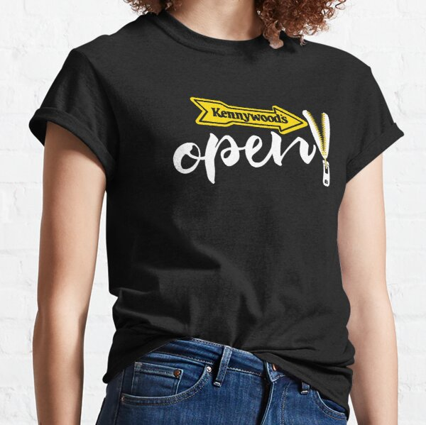 Hey! Your Kennywood's Open!! Classic T-Shirt