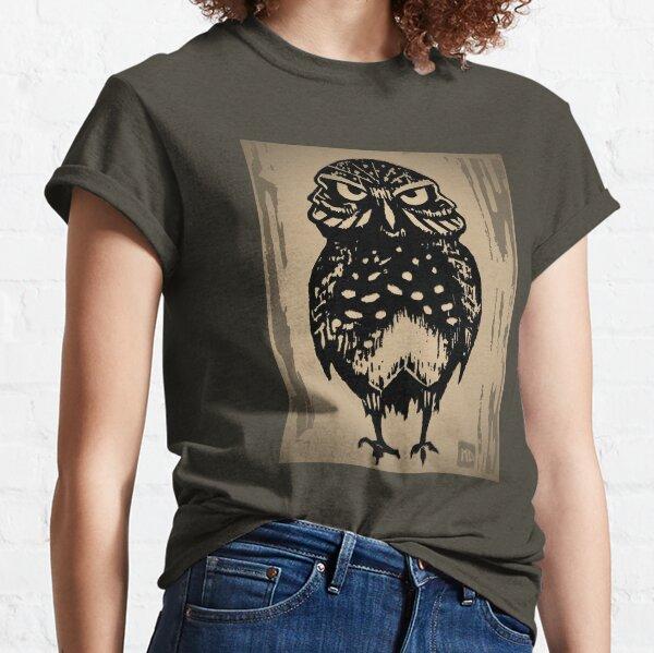 Burrowing Owl Classic T-Shirt