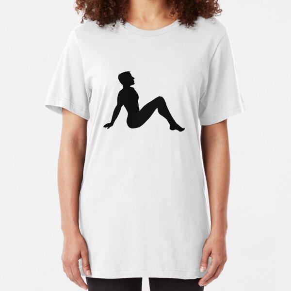 Mudflap Man Slim Fit T-Shirt