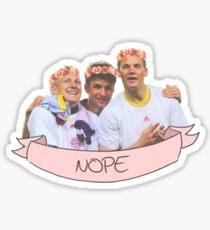 Bastian, Thomas & Manuel - Deutscher Fußball Sticker