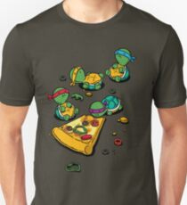 Pizza Lover Slim Fit T-Shirt