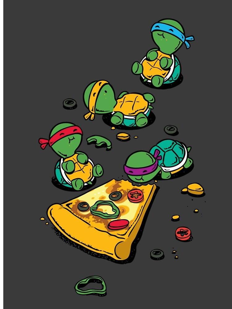 «Amateur de pizza» par artar