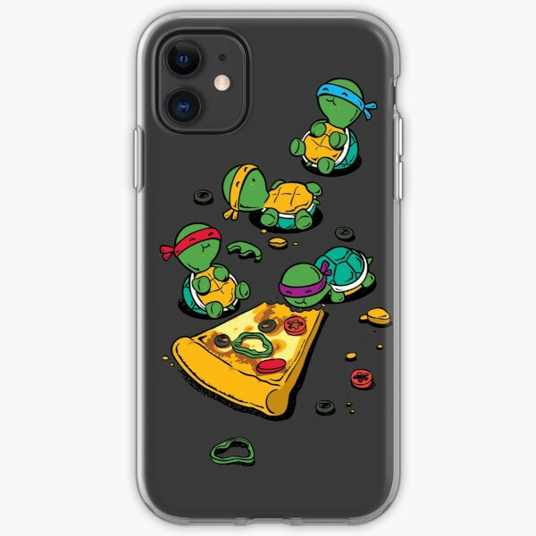 Pizza Lover iPhone Soft Case