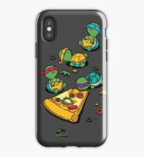 Pizza Liebhaber iPhone-Hülle & Cover