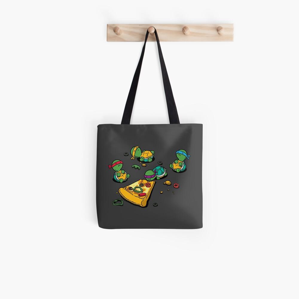 Amante de la pizza Bolsa de tela