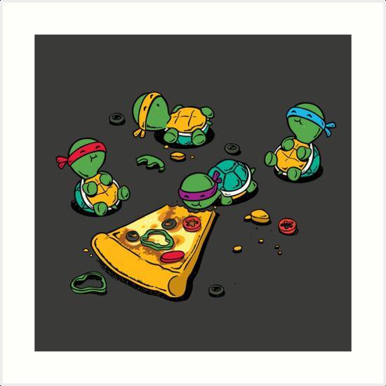 «Amante de la pizza» de artar