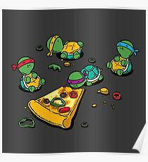 Pizza Lover Poster