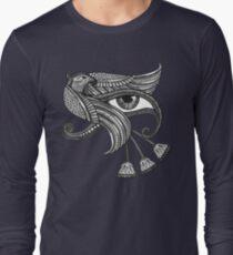 Eye of Horus (Tattoo Style Tee) Long Sleeve T-Shirt