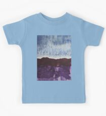 Shades of New Mexico original painting Kids Tee