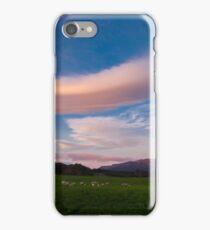Rural Dawn Tasmania iPhone Case/Skin