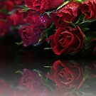 Bouquet of Swetheart Roses by Astrid Ewing Photography