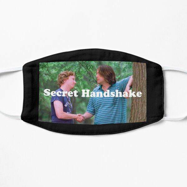 Wet Hot Secret Handshake Flat Mask