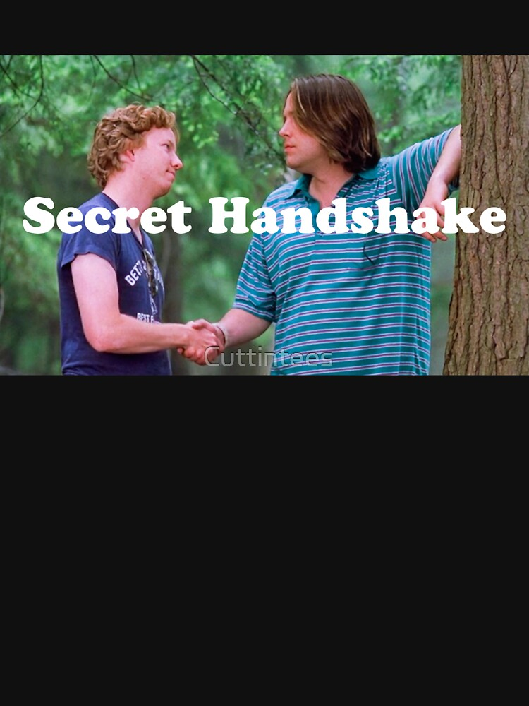 Wet Hot Secret Handshake by Cuttintees