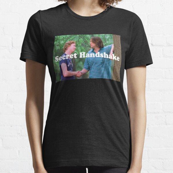 Wet Hot Secret Handshake Essential T-Shirt