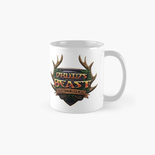 Mug - Double Druids of the Beast Crest Classic Mug