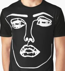 Disclosure Face Graphic T-Shirt