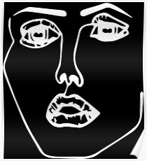 Disclosure Face Poster