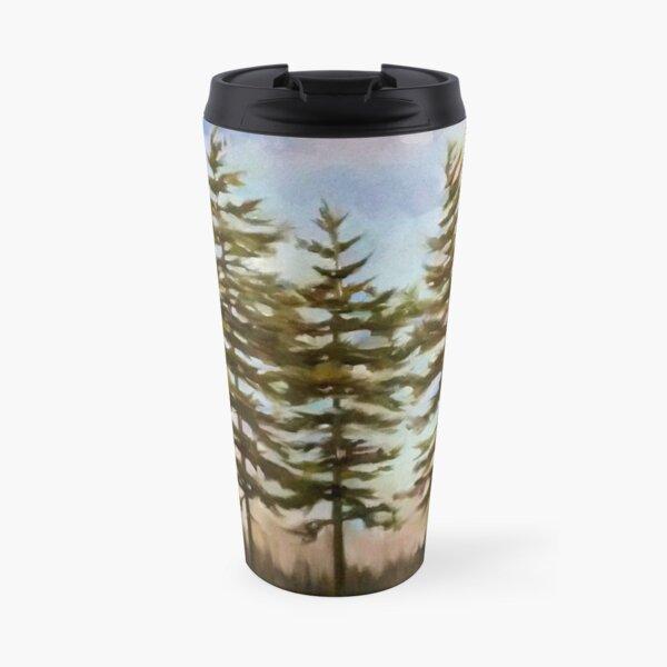 Algonquin Trees Travel Mug