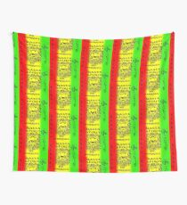 Reggae Music Wall Tapestry