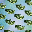 FROG PATTERN by Tammera